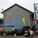 我摄过的教堂 – 新竹北埔天主堂