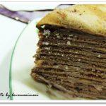【食记】千层派MIX蛋糕混搭组合。塔吉特千层蛋糕
