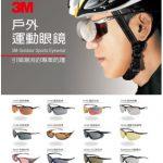 3M户外运动眼镜 宛如眼睛的隐形安全气囊