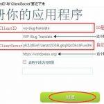 WP slug Translate 翻译失灵
