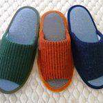 (e鞋院)[马德里编织]保暖舒适室内拖鞋