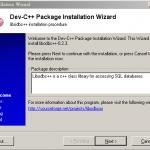 Dev-C++使用libodbc++测试