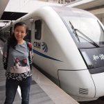 随着火车去旅行:中国纪行