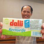 德國原裝進口Dalli達麗純植物油親膚抗敏洗衣皂不含甲醛一樣洗的乾淨