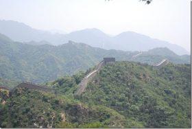 飲馬長城窟行…八達嶺—十三陵風景名勝區之萬里長城