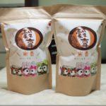 流行零食推荐【谷享】夏恋蔓越莓米香、香辣海苔糙米香有够创意有够复古