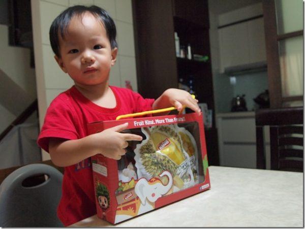 【美食】【团购礼盒】Fruit King 泰国水果干有山竹、芒果、榴梿等健康零食