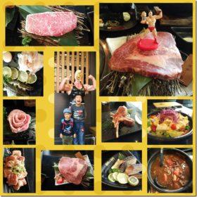 【新竹北区】筋肉人顶级澳洲和牛烧肉人气激推无烟烧烤
