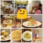 【中坜SOGO商圈美食】YZY窑主义手拍披萨人气义式餐厅