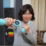 没空去健身房?来吧! Move It Beat智能运动哑铃是居家健身的私人教练