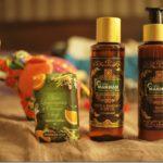 【Makhamthai】专业SPA泰国精油,天然身体按摩油+保湿身体乳液+天然温泉SPA手工温泉皂,给你肌肤一整套的保湿滋润感受!